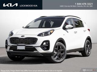 Used 2022 Kia Sportage EX PREMIUM S | DEMO | 2022 for sale in Oakville, ON