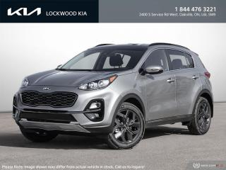 Used 2022 Kia Sportage EX S | DEMO | BLACK OUT for sale in Oakville, ON