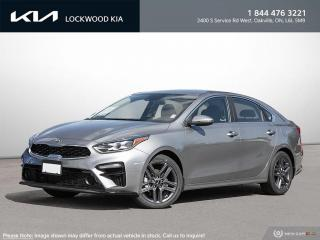Used 2021 Kia Forte EX +  | DEMO | SAVINGS | ANDROID AUTO for sale in Oakville, ON