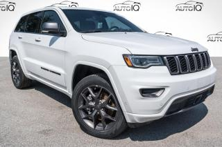 Used 2021 Jeep Grand Cherokee Limited DEMO!!!! for sale in Barrie, ON