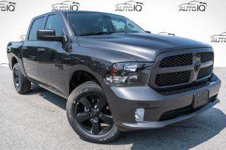 Used 2021 RAM 1500 Classic Tradesman DEMO!!!! for sale in Barrie, ON