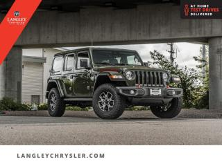 New 2021 Jeep Wrangler Rubicon Unlimited  - Leather Seats for sale in Surrey, BC