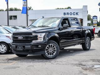 Used 2018 Ford F-150 Lariat for sale in Niagara Falls, ON