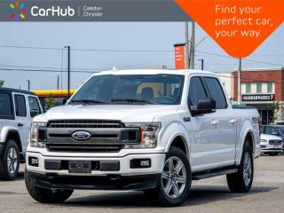 Used 2018 Ford F-150 XLT 4x4 Navigation Panoramic Sunroof Heated Front Seats Leather Remote Start Bluetooth 20