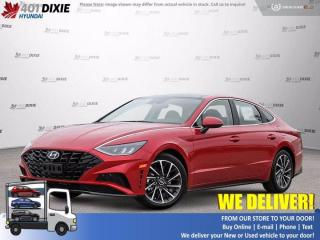 New 2021 Hyundai Sonata Luxury for sale in Mississauga, ON