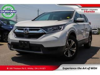 Used 2019 Honda CR-V LX | CVT | Android Auto/Apple CarPlay for sale in Whitby, ON