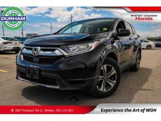 Used 2019 Honda CR-V LX AWD | CVT | Android Auto/Apple CarPlay for sale in Whitby, ON