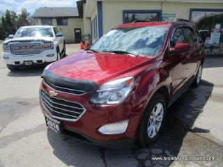 Used 2016 Chevrolet Equinox ALL-WHEEL DRIVE LT EDITION 5 PASSENGER 3.6L - V6.. NAVIGATION.. HEATED SEATS.. POWER SUNROOF.. BACK-UP CAMERA.. BLUETOOTH SYSTEM.. for sale in Bradford, ON