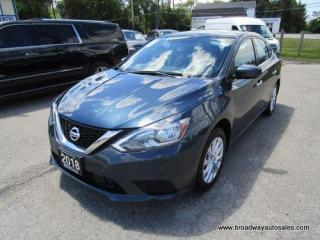 Used 2018 Nissan Sentra GREAT VALUE SV EDITION 5 PASSENGER 1.8L - DOHC.. NAVIGATION.. HEATED SEATS.. BACK-UP CAMERA.. POWER SUNROOF.. ECO & SPORT MODE PACKAGE.. for sale in Bradford, ON