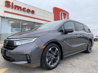 New 2022 Honda Odyssey Touring for sale in Simcoe, ON