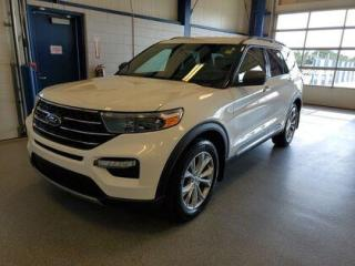 Used 2020 Ford Explorer XLT for sale in Moose Jaw, SK