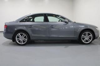 Used 2013 Audi A4 2.0T Prem Plus Tiptronic qtro Sdn for sale in Cambridge, ON
