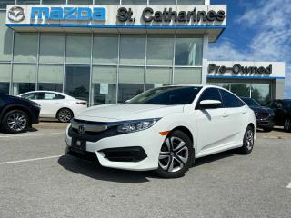 Used 2017 Honda Civic LX for sale in St Catharines, ON