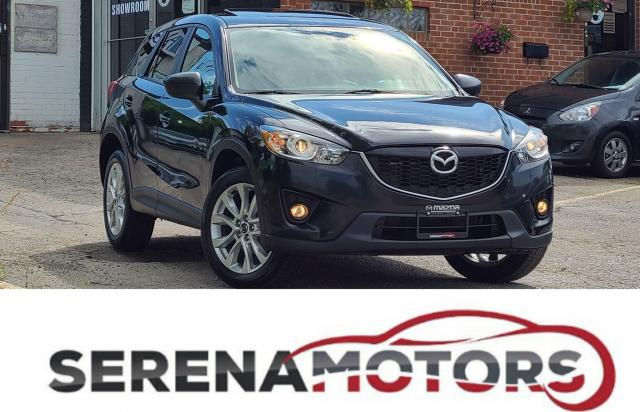 2013 Mazda CX-5 GT | AWD | LEATHER | SUNROOF | NO ACCIDENTS