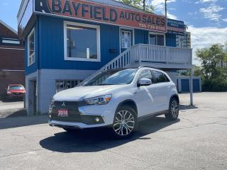 Used 2016 Mitsubishi RVR GT AWD **Leather/Panoramic Roof/Only 70k!!** for sale in Barrie, ON
