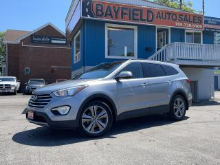 Used 2014 Hyundai Santa Fe XL LIMITED for sale in Barrie, ON