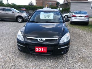 Used 2011 Hyundai Elantra Touring L for sale in Hamilton, ON