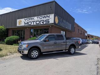 Used 2014 Ford F-150 XRT ECO BOOST/MAX TOW/ CREW/WTIN TURBO for sale in North York, ON