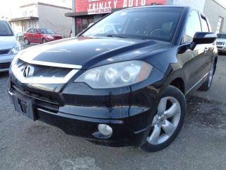 Used 2008 Acura RDX Tech Pkg for sale in Brampton, ON
