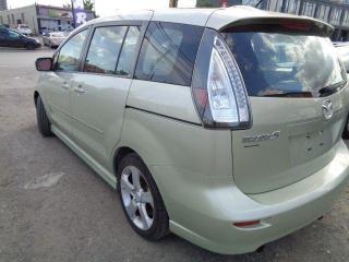 Used 2009 Mazda MAZDA5 clean for sale in Brampton, ON