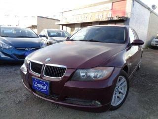 Used 2008 BMW 3 Series 323i for sale in Brampton, ON