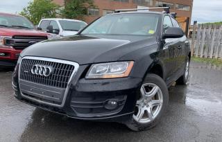 Used 2012 Audi Q5 2.0L PREMIUM AWD for sale in Hamilton, ON