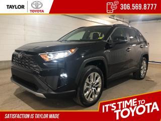 New 2021 Toyota RAV4 LIMITED  for sale in Regina, SK