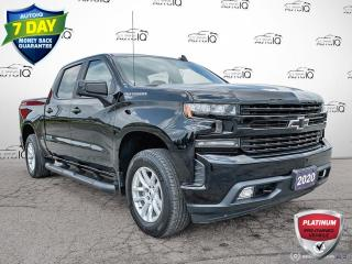 Used 2020 Chevrolet Silverado 1500 RST 4x4 Leather/Alloy Wheels/Bluetooth for sale in St Thomas, ON