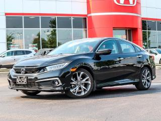 Used 2019 Honda Civic Touring for sale in Milton, ON