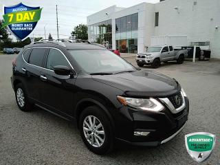 Used 2018 Nissan Rogue Midnight Edition | CLEAN CARFAX | ONE OWNER | ALLOYS KEYLESS ENTRY | for sale in Barrie, ON