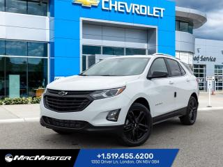 New 2021 Chevrolet Equinox LT TURBO   AWD   REMOTE START   SPORT EDITION   NAVIGATION   HEATED SEATS for sale in London, ON