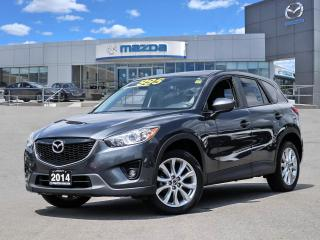 Used 2014 Mazda CX-5 GT Grand Touring for sale in Hamilton, ON