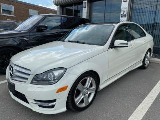 Used 2012 Mercedes-Benz C-Class C 300 4MATIC for sale in North York, ON