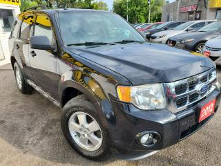 Used 2012 Ford Escape XLT/4WD/POWER GROUP/FOG LIGHTS/ALLOYS for sale in Scarborough, ON