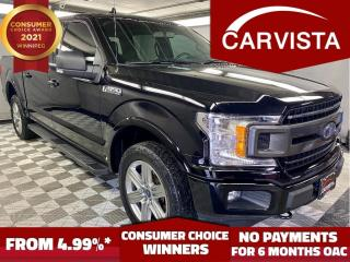 Used 2018 Ford F-150 XLT SPORT 4X4 -5.0L/NO ACCIDENTS/1 OWNER - for sale in Winnipeg, MB