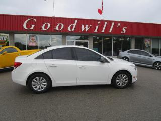 Used 2011 Chevrolet Cruze ECO! for sale in Aylmer, ON