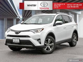 Used 2018 Toyota RAV4 XLE for sale in Whitby, ON