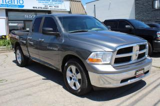 Used 2012 RAM 1500 SLT 4WD Quad Cab Alloy wheels for sale in Mississauga, ON