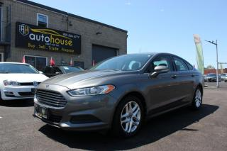 Used 2013 Ford Fusion SE/TRACTION CONTROL/SINGLE OWNER/MEMORY SEATS/ALLOY RIMS for sale in Newmarket, ON
