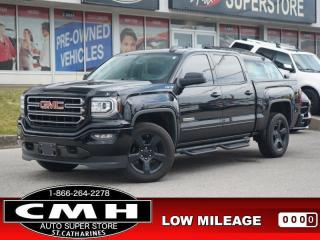Used 2018 GMC Sierra 1500 SLE  CAM P/SEATS TOW REM-START 20-AL for sale in St. Catharines, ON
