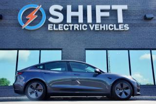 Used 2021 Tesla Model 3 LONG RANGE AWD AUTOPILOT, HEATED STEERING WHEEL! for sale in Oakville, ON