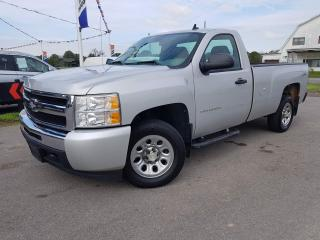Used 2010 Chevrolet Silverado 1500 LS 4WD V-6! 4x4! for sale in Dunnville, ON