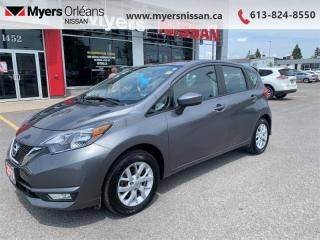 Used 2019 Nissan Versa Note SV CVT  - Heated Seats - $103 B/W for sale in Orleans, ON