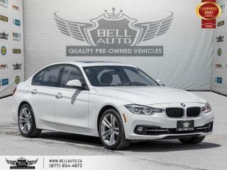 Used 2017 BMW 3 Series 320i xDrive, AWD, Navi, SunRoof, Bluetooth, MemoSeat for sale in Toronto, ON