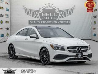 Used 2017 Mercedes-Benz CLA-Class CLA 250, AMG PKG, Navi, RearCam,Pano, NoAccident for sale in Toronto, ON
