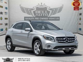 Used 2018 Mercedes-Benz GLA GLA 250, AWD, RearCam, PanoRoof, NoAccident, B.spot for sale in Toronto, ON