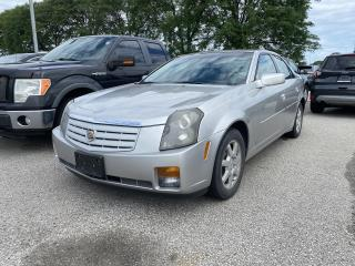 Used 2007 Cadillac CTS for sale in Oakville, ON