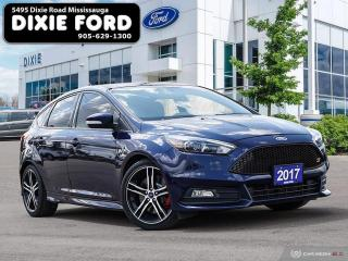 Used 2017 Ford Focus ST for sale in Mississauga, ON