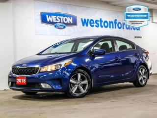 Used 2018 Kia Forte LX+HEATED MIRRORS+BLUETOOTH for sale in Toronto, ON