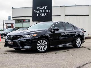 Used 2018 Toyota Camry SE | LEATHER | CAMERA | XENONS | LANE DEPARTURE WARNING for sale in Kitchener, ON